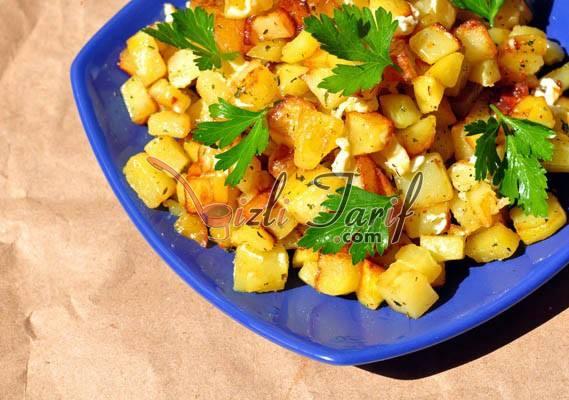 Pratik Kahvaltılık Patates