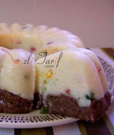 İrmikli Kek – İrmik Pastası