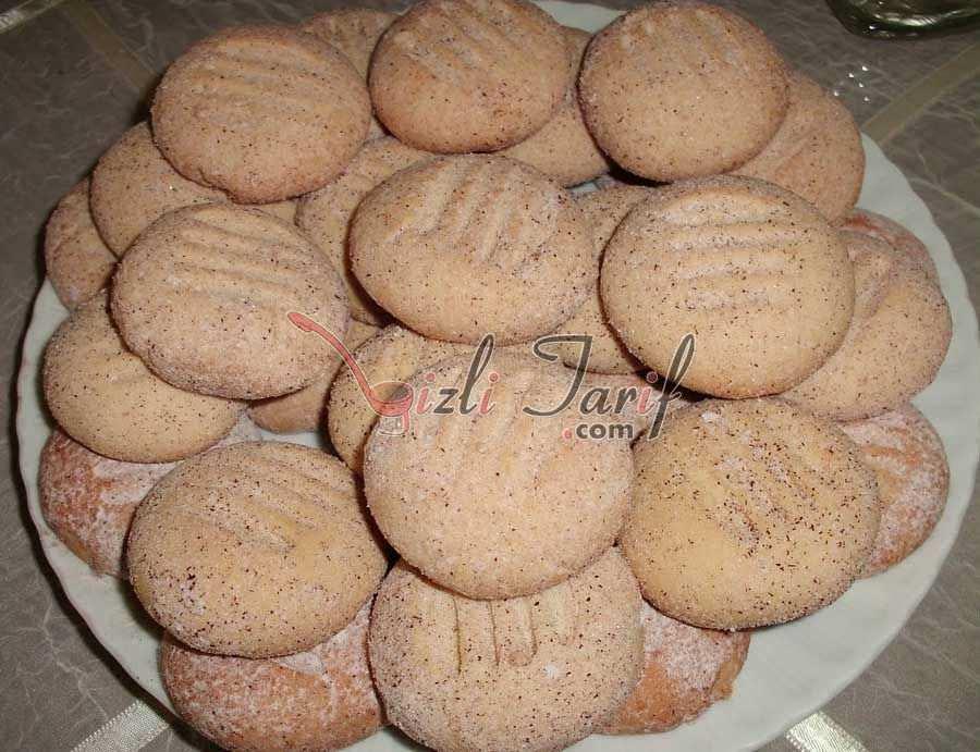 tarcinli kurabiye tarifi