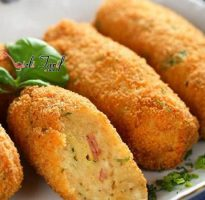 sosisli patates kroket