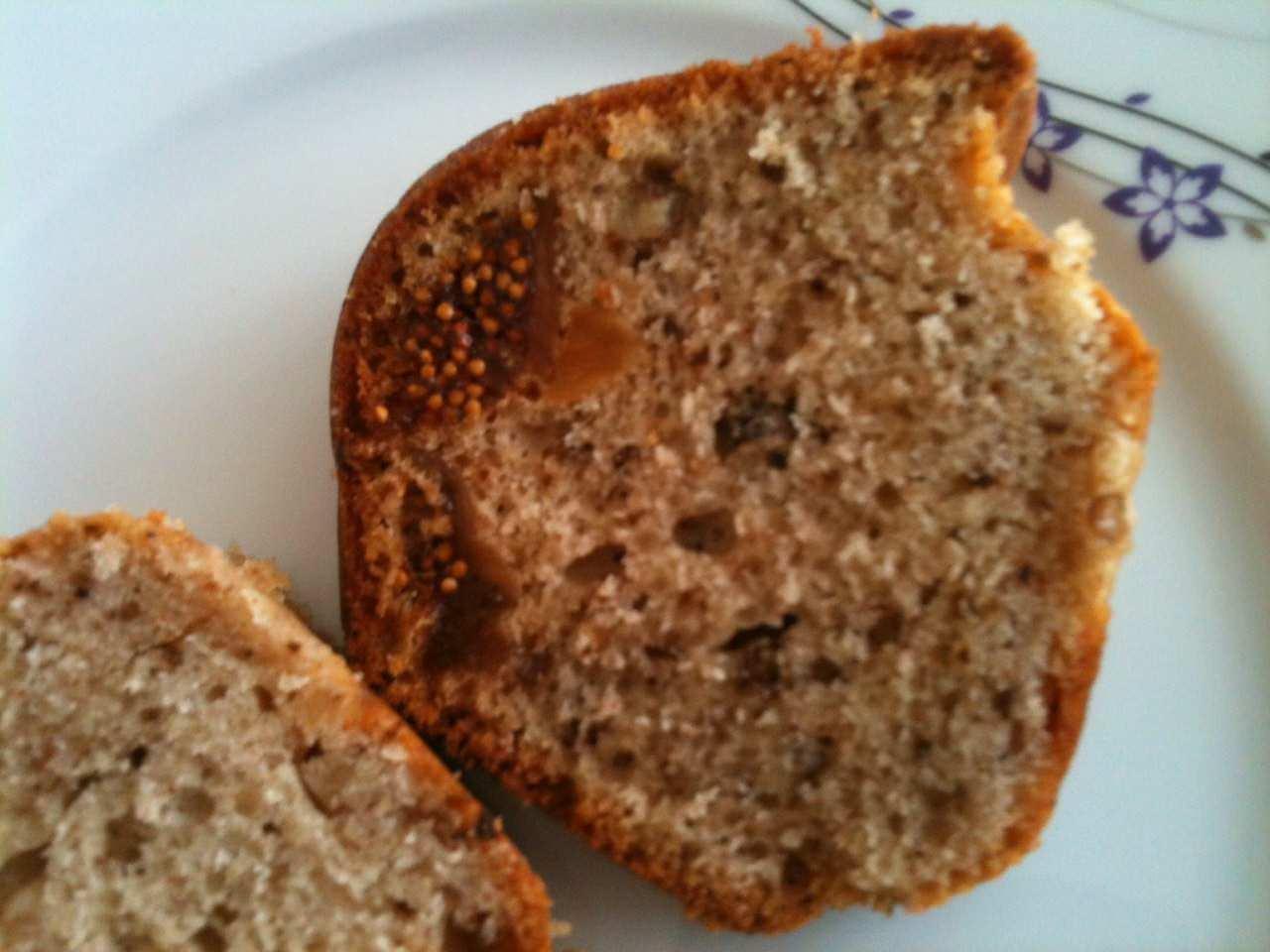 incirli tarçınlı kek