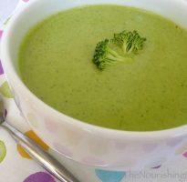 brokoli çorbasi
